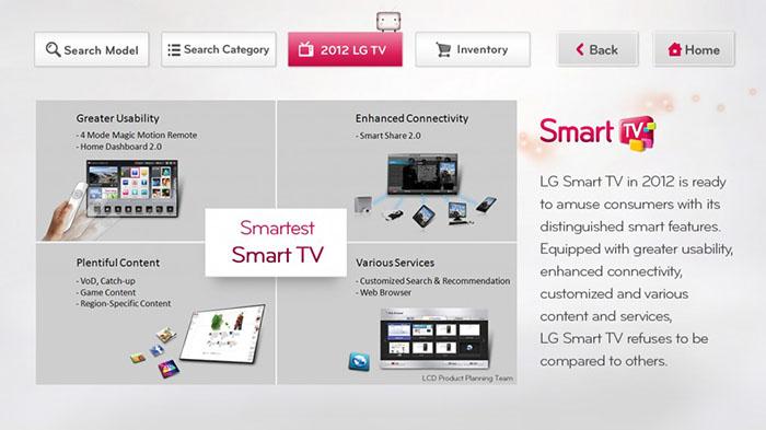 elTOV   LG Easy Guide TV